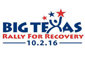 Rally for Recovery logo