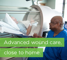 Our program provides comprehensive, specialized care, and education–all designed with our patients' comfort and personal needs in mind.