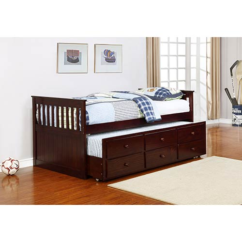 Powell austin twin twin trundle bed set Home furniture rental austin texas