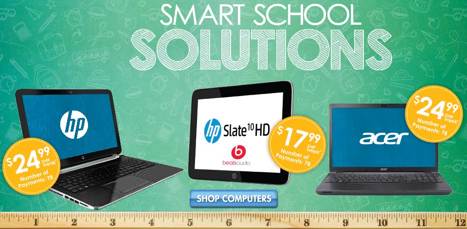 Smart School Solutions - Shop Computers
