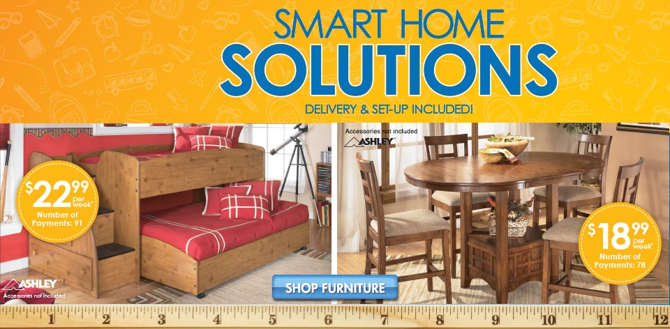 Smart Home Solutions - Delivery and Set-up Included! Shop Furniture