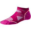 Smartwool Socks PhD Women's Running Ultra Light Micro Berry