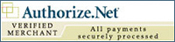 Authroize.net Certified Vendor